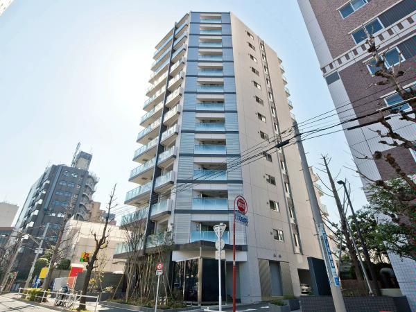 ザ・パークハウス新宿柏木 外観