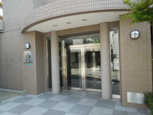 コスモ都島壱番館 エントランス