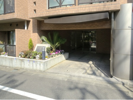 朝日クレスパリオ新宿北柏木公園