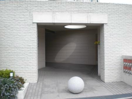 ガーデンハウス千里古江台 エントランス
