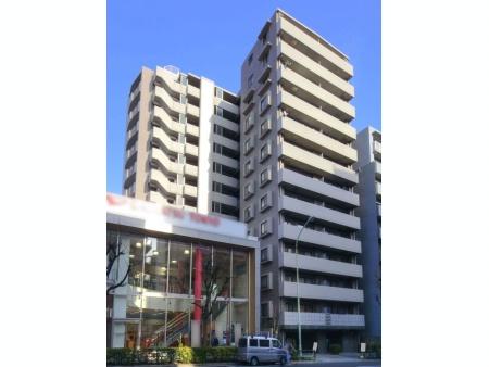 クレッセント渋谷神泉 外観