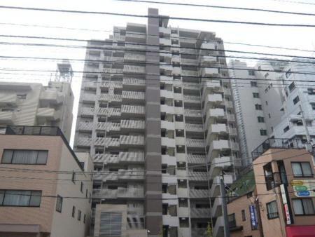 パークハウス新宿若松町 外観
