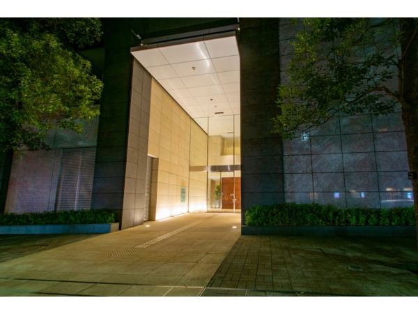 ザ・センター東京 エントランス