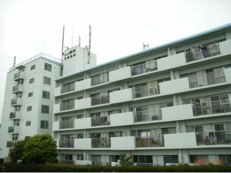 コープ野村平塚海浜 外観