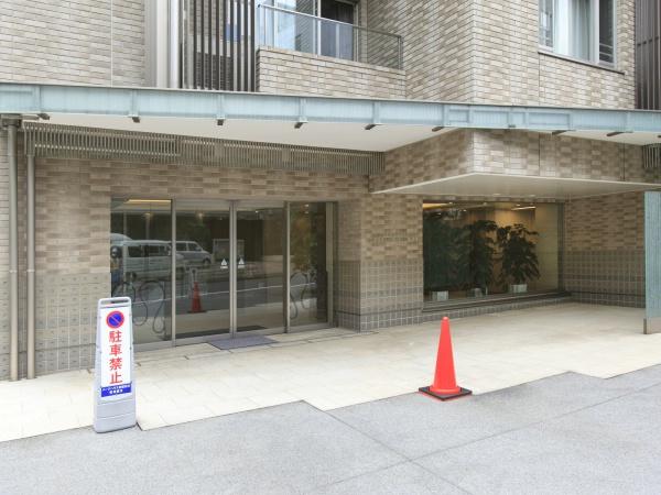 パークハウス赤坂氷川 エントランス
