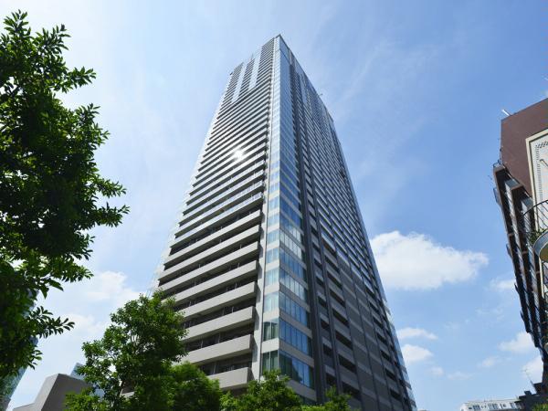 赤坂タワーレジデンス トップオブザヒル 外観