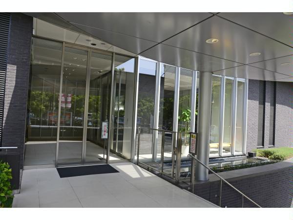 ジークレフ新神戸タワー エントランス