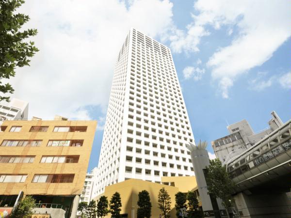 ディアマークス・キャピタルタワー 外観