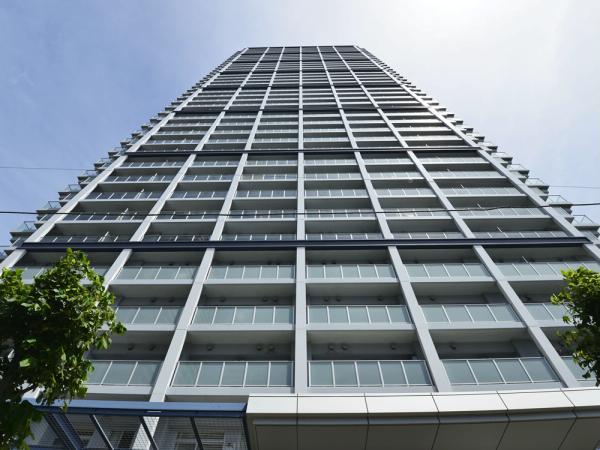 ベイクレストタワー 外観