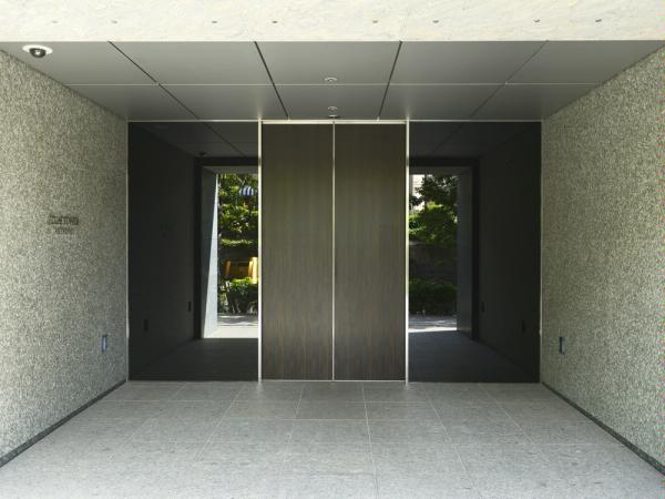 アトラスタワー六本木 エントランス