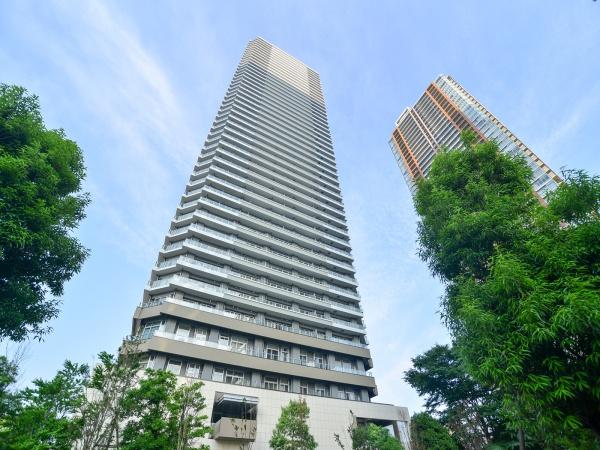 リエトコート武蔵小杉イーストタワー 外観