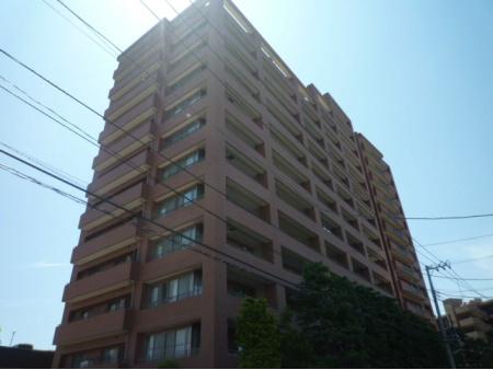 パークホームズ新川崎フォレストコート 外観