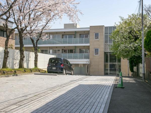 ディアナコート八雲桜樹 エントランス
