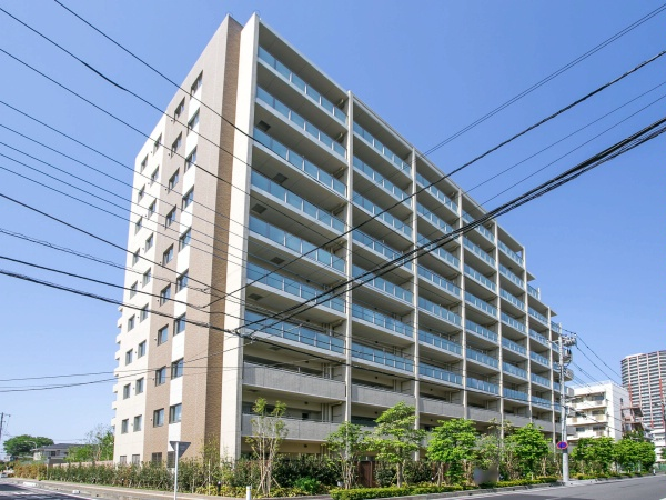 ザ・パークハウス武蔵浦和 外観