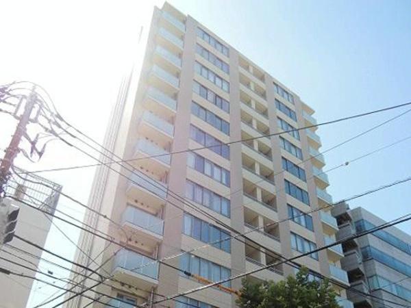ザ・パームス高田馬場四丁目 外観