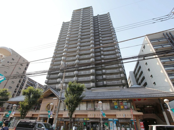 東急ドエル・コンセールタワー所沢 外観