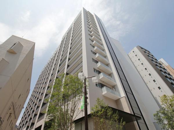 カワサキ・ミッドマークタワー 外観