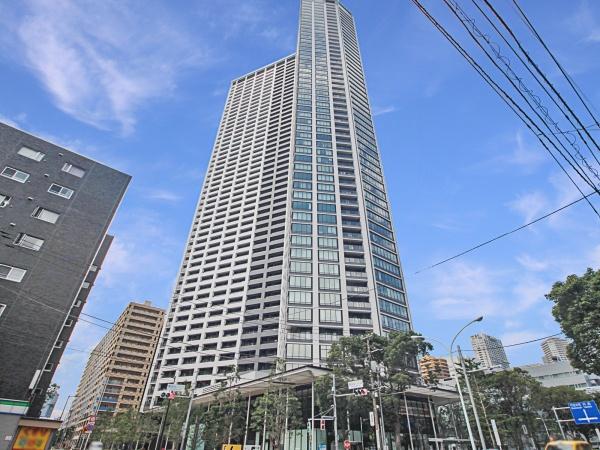 勝どきザ・タワー 外観