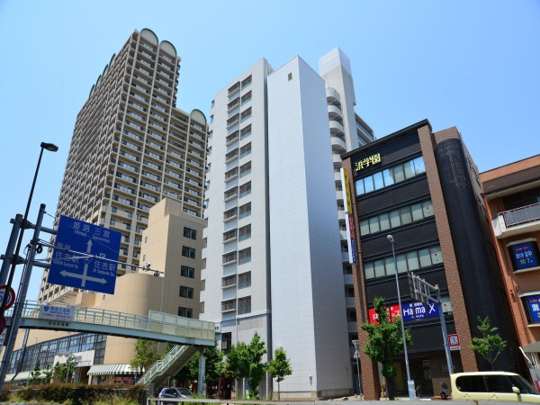 東急ドエル・アルス住吉駅前 外観