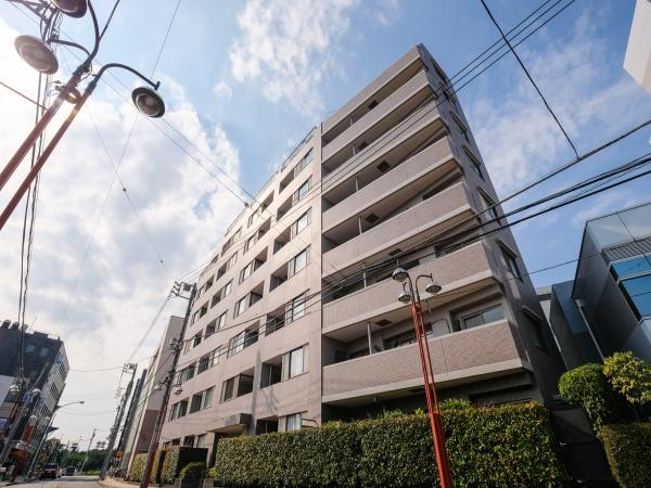 ソフィア立川昭和記念公園 外観