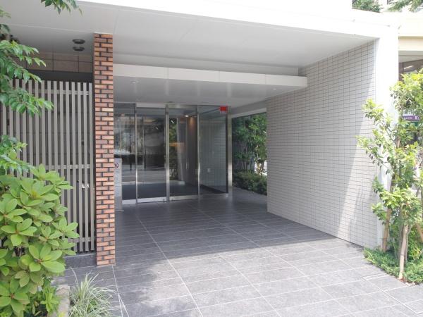 クリオ椎名町アーバンテラスEx エントランス