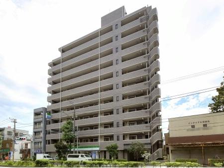 セレナハイム横浜浅間町 外観
