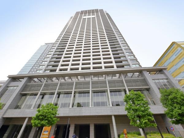 ブリリアタワー東京 外観
