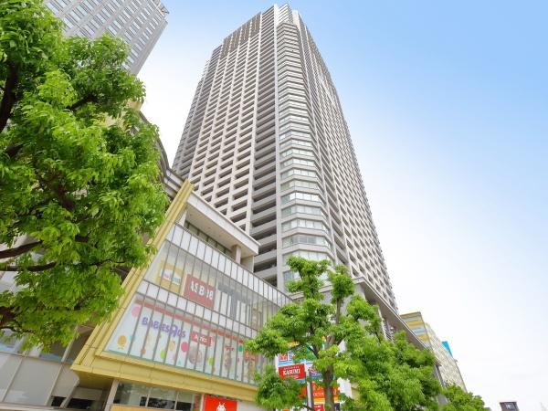 ブリリアタワー東京 エントランス