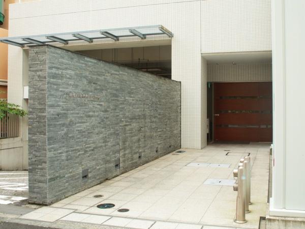 トワイシア横浜磯子 エントランス
