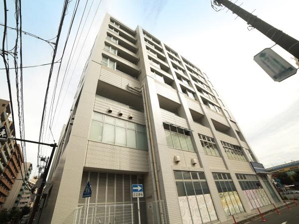 トワイシア横浜磯子 外観