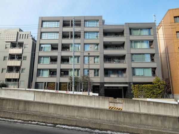グランスイート高田馬場ザ・レジデンス 外観