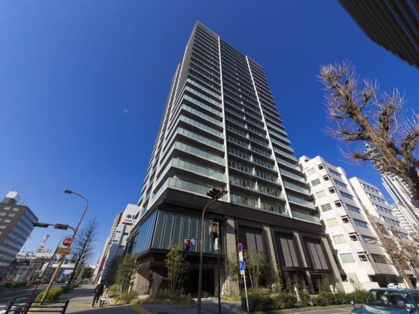 ザ・パークハウス久屋大通ローレルタワー 外観