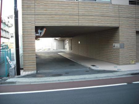 アルスたまプラーザエクスプレイス 駐車場