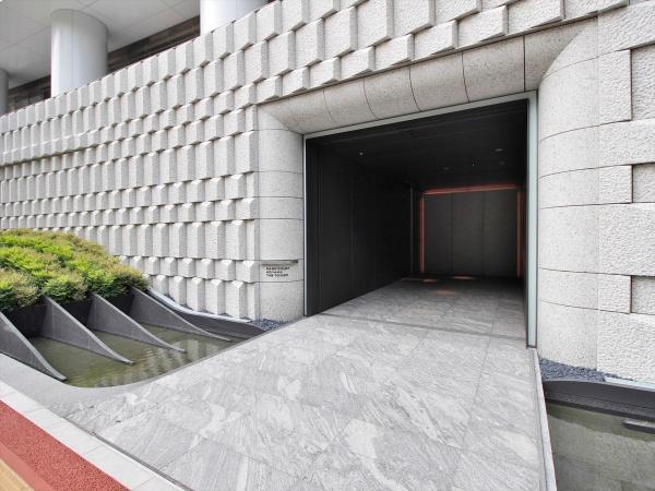 パークコート青山ザ・タワー エントランス