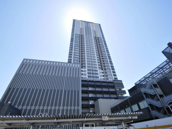 パークタワー横浜ステーションプレミア 外観