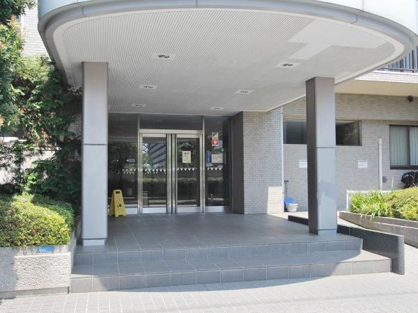 市川大野パークホームズ エントランス