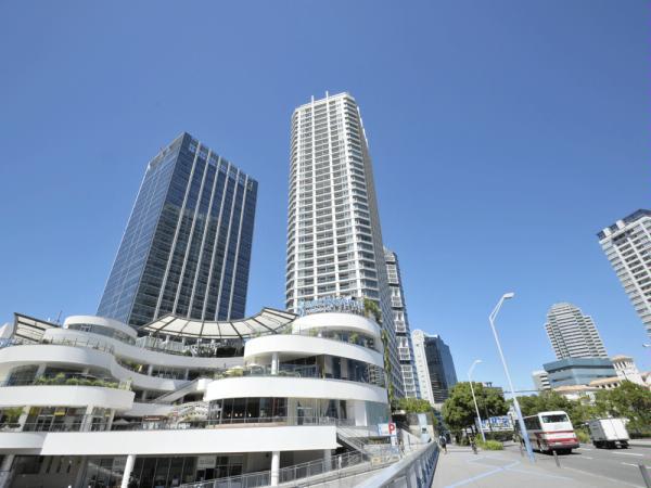 ナビューレ横浜タワーレジデンス 外観