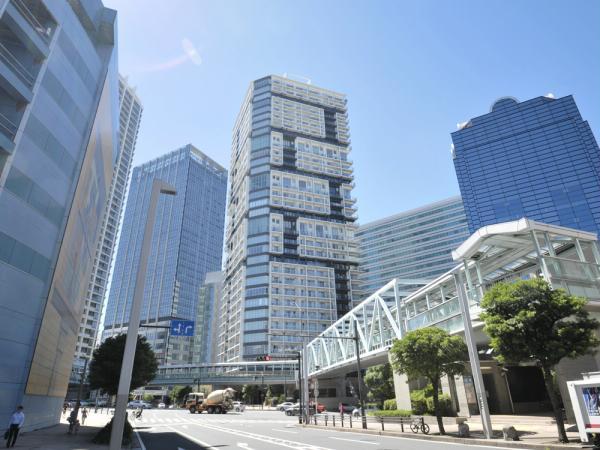 パークタワー横浜ポートサイド 外観