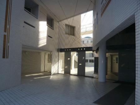 アトラス荻窪三丁目 エントランス