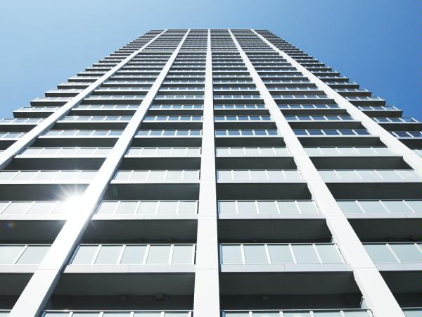 ザ・クレストタワー  外観