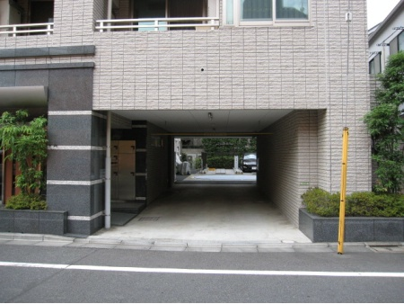 アクシア桜新町 駐車場
