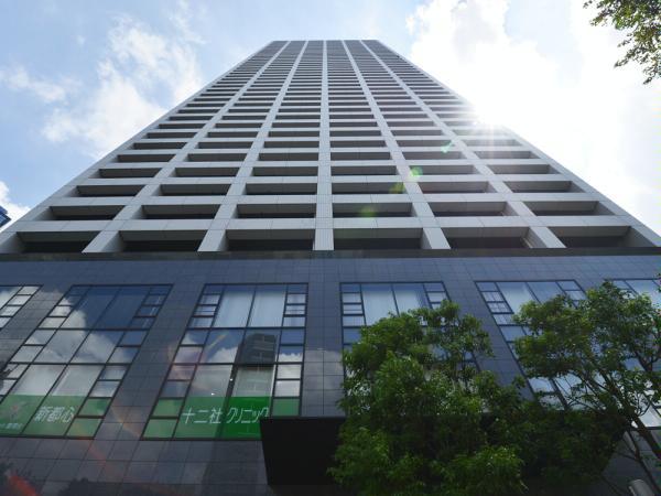 コンシェリア西新宿タワーズウエスト 外観