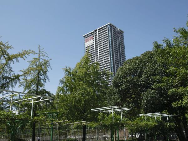 大阪福島タワー 外観