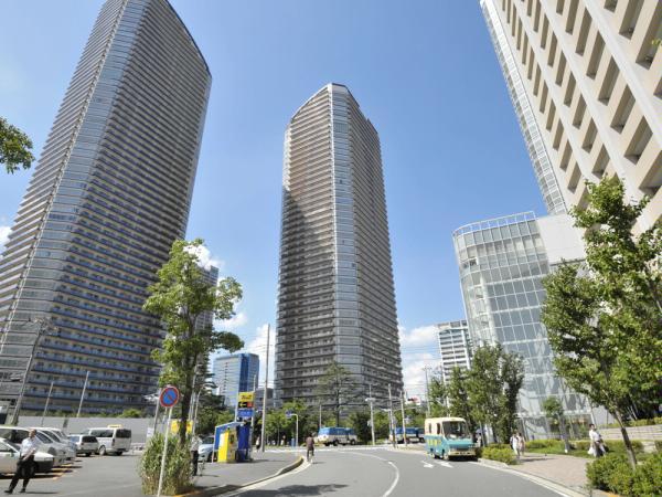 パークシティ武蔵小杉ステーションフォレストタワー 外観