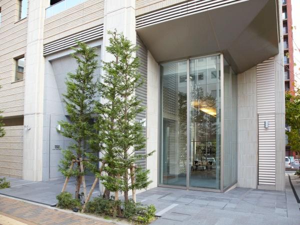 プラウドタワー神戸県庁前 エントランス