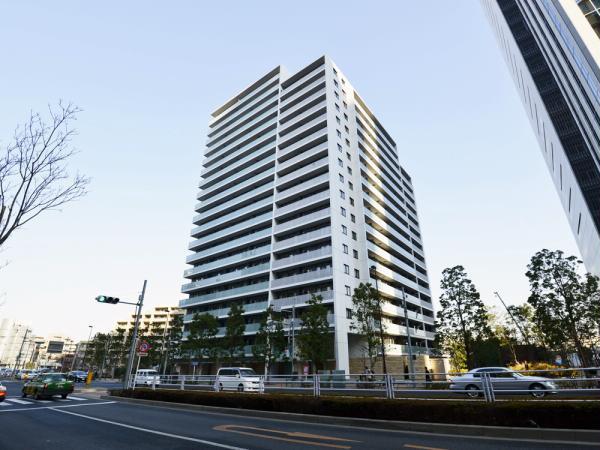 ザ・パークハウス新宿タワー 外観