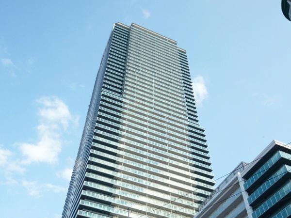 シティタワー神戸三宮 外観