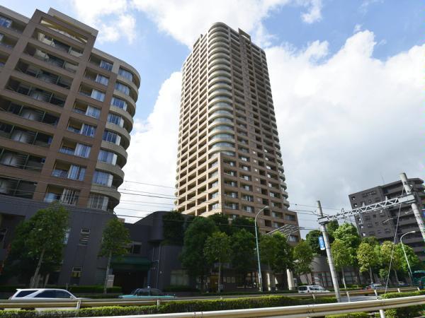 西早稲田パークタワー 外観