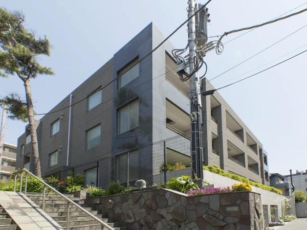 鎌倉由比ヶ浜シティハウス 外観