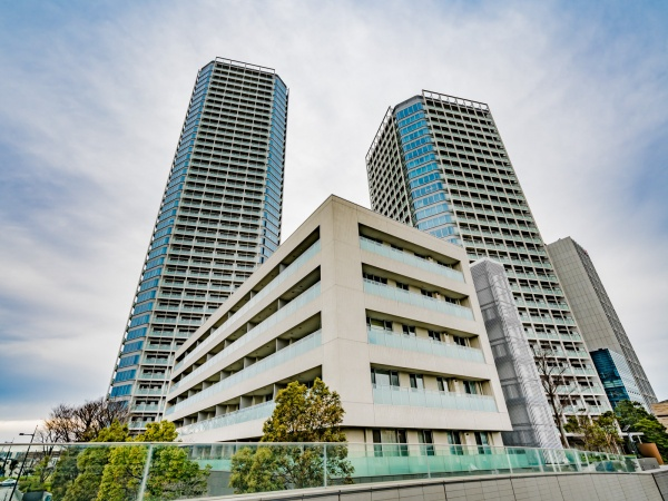 二子玉川ライズタワー&レジデンス 外観